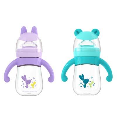 animal-cap-4oz-wholesale-borosilicate-glass-baby