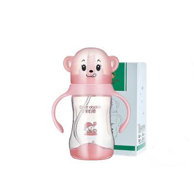 PPBB8001 PP baby bottle Wide mouth mint 8OZ-240ml