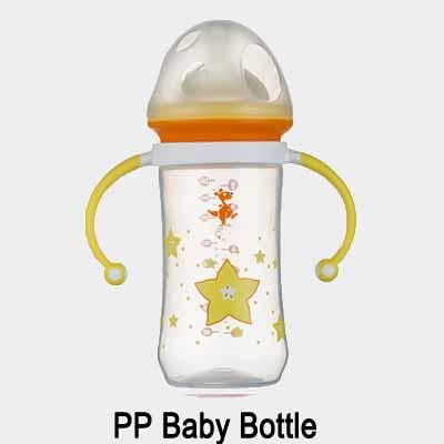 PP baby bottle